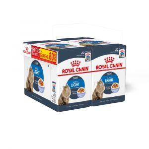 Royal Canin Offre : 1 boite Féline Care Nutrition Ultralight gelée achetée = la deuxième à -60%