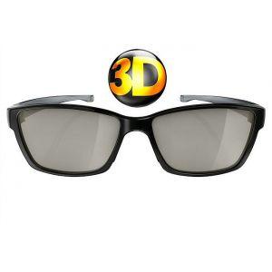 Philips PTA416 - Lunettes 3D Polarisée pour TV Easy 3D