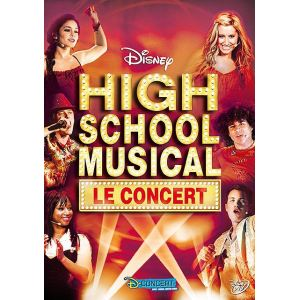 High School Musical : le concert - de  Jim Yukich