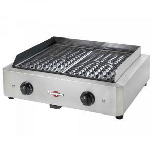 Krampouz Mythic 2 - Barbecue électrique plaque en fonte émaillée