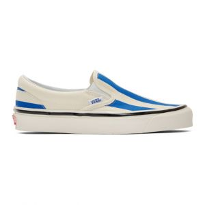 Vans Slip-On 98 DX, Bleu - Taille 45