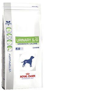 Royal Canin Veterinary Diet Urinary S/O Moderate Calorie (UMC 20) - Croquettes pour chien poids 12 kg
