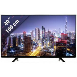 Panasonic TX-40ESW404 - Téléviseur LED 102 cm 3D 4K UHD incurvé
