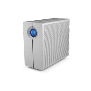 "Lacie 9000226 - Serveur 2big NAS 6 To 2 baies 3.5"" Ethernet"