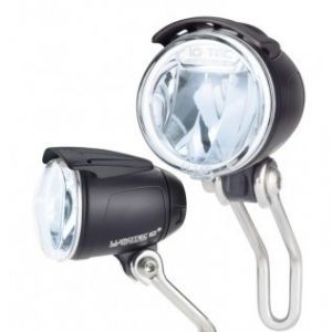 Busch & Müller 175QSNDI Lumotec IQ Cyo Sport Senso Plus Phare LED Noir