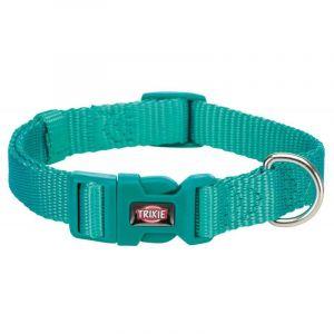 Trixie Premium collier - S: 25-40 cm/15 mm, océan