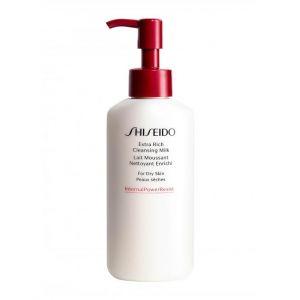 Shiseido Lait Moussant Nettoyant Enrichi - 125 ml
