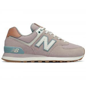 New Balance Baskets basses 574 Rose - Taille 36,37,38,39,40,41,43,40 1/2,42 1/2,37 1/2,36 1/2