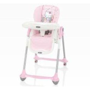 Brevi Chaise haute Convivio Hello Kitty