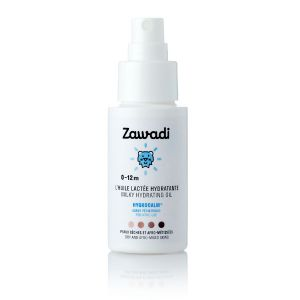 Zawadi Huile lactée hydratante