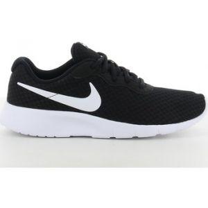 Nike Tanjun (GS), Baskets Garçon, Noir (Black/White-White 011), 37.5 EU