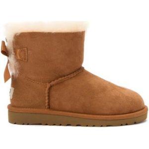 UGG australia UGG Boots - UGG Kids Mini Bailey Bow II Boots - Chestnut