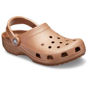 Crocs Classic, Sabots Mixte Adulte, Or
