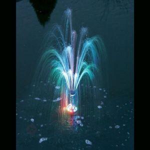 Image de Esotec 101794 - Eclairage Led pour fontaine multicolore
