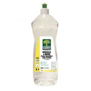 L'Arbre Vert Liquide vaisselle & mains peaux sensibles