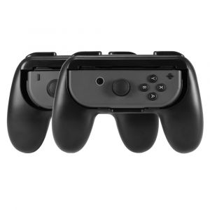 XC Source 2x Support Poignée Confort Manette Joy-Con Switch
