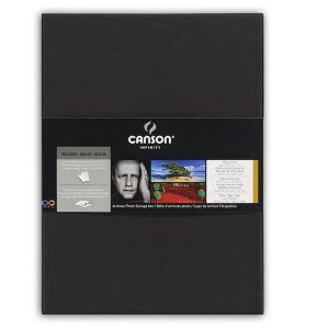 Canson 400052301 - Boîte d'archives Infinity, pour photos A4