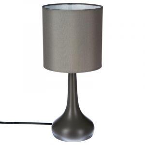 Lampe à poser Touch Gris