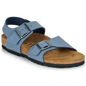 Birkenstock Sandales enfant NEW YORK bleu - Taille 36,35