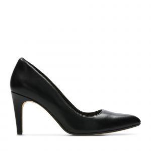 Clarks Laina Rae cuir Femme-38-Noir
