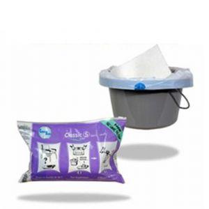 Image de MCH Care Bag - 20 sacs hygiéniques protège seau