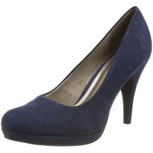 Tamaris 22407, Escarpins Femme, Bleu (Navy), 36 EU