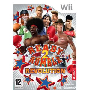 Ready 2 Rumble Revolution [Wii]