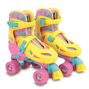 Roces YLU610 - Patins à roulettes Roll & Play Soy Luna (taille 27/30)