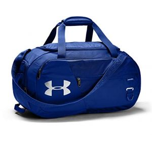 Under Armour Undeniable Duffel 4.0 Small Sac de Voyage Mixte Adulte, Bleu, FR Fabricant : Taille Unique