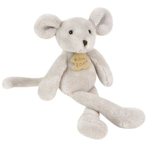 Histoire d'ours Peluche Sweety : Souris 30 cm