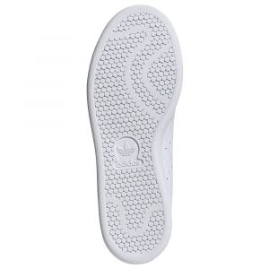Adidas Stan Smith W, Chaussure de Gymnastique Femme, FTWR Blanc/FTWR Blanc/Rose Gloire, 38 EU