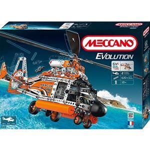 Meccano 868210 - Evolution : Hélicoptère
