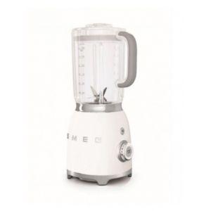 Smeg Blender Années 50 - 1.5 Litre 800W Blanc BLF01WHEU