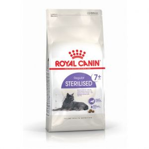 Royal Canin Féline Health Nutrition Sterilised + de 7 ans - 10 kg