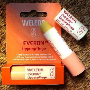 Weleda Everon - Soin des lèvres riche en cires naturelles