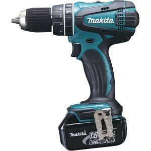 Makita DHP456 - Perceuse visseuse à percussion 18V