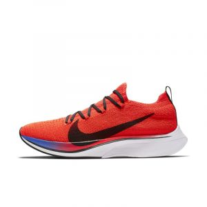 Nike Chaussure de running Vaporfly 4% Flyknit - Rouge - Taille 39 - Unisex