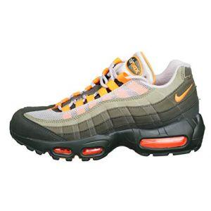 Nike Air Max 95 OG, Sneakers Basses Mixte Adulte, Multicolore