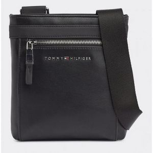 Tommy Hilfiger Sacoche Mini sacoche crossover Noir - Taille S