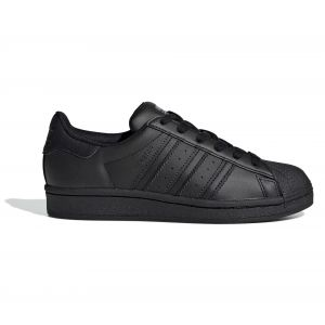 Adidas Superstar, 36 2/3 EU, enfant, noir