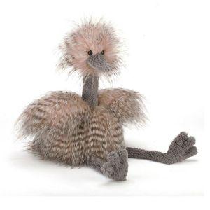 Jellycat Odette ostrich big - 70cm