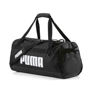 Puma Challenger Duffel Bag M Sac De Sport Adulte Unisexe, Black, OSFA