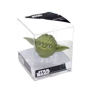 SD Toys Décoration Sapin 3D Yoda Head Star Wars