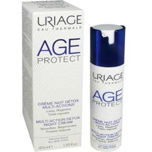 Uriage Age Protect - Crème nuit détox multi-actions 40 ml
