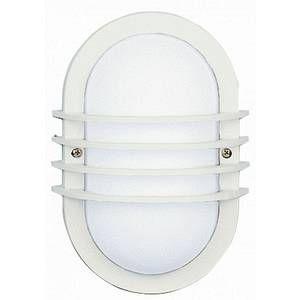 Albert Leuchten Applique extérieure 6046 Blanc, 1 lumière Moderne Extérieur 6046
