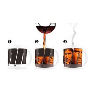 Wtt SD Toys – Mug Thermo Star Wars – Han Solo – 8435450201219