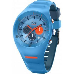 Ice Watch Ice-Watch - P. Leclercq Light blue - Montre bleue pour homme avec bracelet en silicone - Chrono - 014949 (Large)