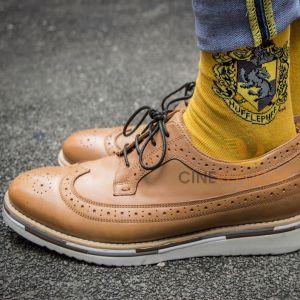Cinereplicas Chaussures et chaussettes - Harry Potter pack 5 paires de chaussettes-