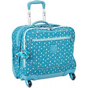 Kipling Pilot case souple Manary 15 pouces Cool Star Girl bleu