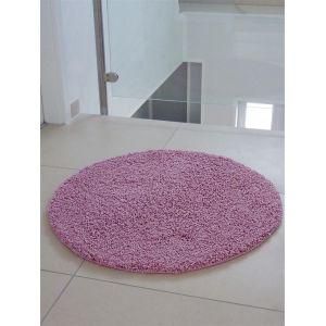tapis rond rose comparer 175 offres. Black Bedroom Furniture Sets. Home Design Ideas
